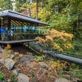 The Portland Japanese Garden expansion by world-renown architect Kengo Kuma.- Portland Japanese Garden
