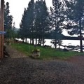 panoramic of the east lake resort. one of the more charming