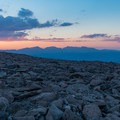Sunrise on Rocky Mountain National Park- Longs Peak: Keyhole Route