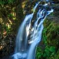 Majestic Falls- McDowell Creek Falls County Park