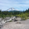 Sandy River (detour from the trail)- Sandy River Trail