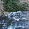 Salmon River, Old Trail