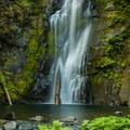 Siouxon Creek Falls- Siouxon Creek Hike