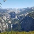 Vernal and Nevada Falls- Yosemite National Park