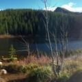 Mirror Lake + Tom Dick and Harry Mountain