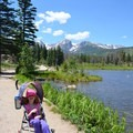 Sprague Lake Loop Hike