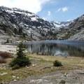 Emerald Lake- Emerald + Sapphire Lakes