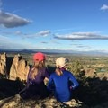 Smith Rock, Misery Ridge Hiking Trail