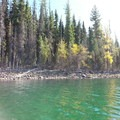 Water so clear it's AMAZING!- Elk Lake
