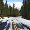 Paulina Lake Loop Trail + Hot Springs