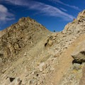 The trail to Surprise Valley- Broad Canyon: Betty, Goat + Baptie Lakes and the Surprise Valley Divide