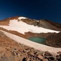 Lewis Glacier Tarn- South Sister Hike