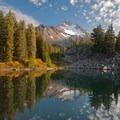 Bays Lake- Jefferson Park Hike via Jefferson Ridge