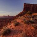 Mitchell Mesa- Monument Valley Navajo Tribal Park