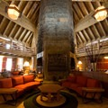 The common level of the lodge- Timberline Lodge