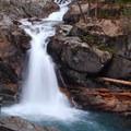 Silver Falls, Ohanapecosh River- Mount Rainier National Park