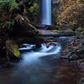 Weisendanger Falls, Multnomah Creek- Columbia River Gorge National Scenic Area