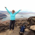 Summit pic!- Fortification Hill Hike