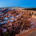 Sunrise Point- Bryce Canyon Rim Trail, Sunset to Bryce Point