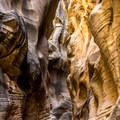 Impressive scale!- Willis Creek Slot Canyon