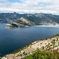 Spirit Lake- Mount St. Helens Windy Ridge Viewpoint