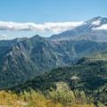 Mt. Saint Helens- Mount St. Helens Windy Ridge Viewpoint