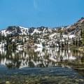 Silver Lake- Bear Lakes Loop via Round Lake
