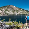 Long Lake- Bear Lakes Loop via Round Lake