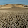 Mud hills of Tecopa- Tecopa Mud Baths