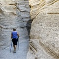 The slot canyon- Slot Canyon Trail