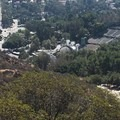 Hollywood Bowl from Universal City Overlook- Mulholland Drive, Universal City Overlook