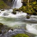 Majestic Falls, 3_20_17- McDowell Creek Falls County Park
