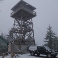 Clear Lake Butte Lookout tower- Clear Lake Butte Lookout