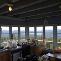Home for 3 nights- Clear Lake Butte Lookout