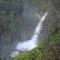 Elowah from the Upper McCord trail 2011- Elowah Falls HIke