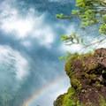 color spectrum- Spirit Falls Hike