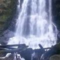 Upper Kentucky Falls- Kentucky Falls Hike