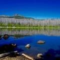 Jack Lake- Three Fingered Jack, Canyon Creek Meadows Hike