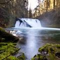 Drake Falls- Silver Falls, Trail of 10 Falls