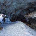 Mount Hood, Sandy Glacier Ice Caves