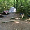 Site 13- Money Creek Campground