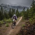 Mountain biking in the Continental Divide region.- Meet Conservation Colorado