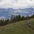Mountain biking in the Continental Divide region. - Meet Conservation Colorado