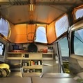 Cricket Travel Trailer. Photo courtesy of Cricket Trailer.- The Best Camper Vans + Trailers
