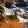 The Crooked River.- Cold Fish and Cold Feet — Winter on the Crooked River