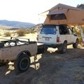 Cascadia Vehicle Tents. Photo by Robert Culpepper, courtesy of Cascadia Vehicle Tents.- The Best Camper Vans + Trailers