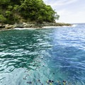 Just one of the many beautiful places to snorkel around the Bay of Banderas.- 3-day Adventure Itinerary in Puerto Vallarta, Mexico