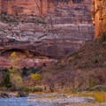 Virgin River in Zion National Park.- Leica Akademie Photography Workshop in Zion National Park