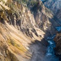 The Grand Canyon of Yellowstone.- Wolf Tracking in Yellowstone National Park