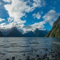 Milford Sound at the end of the Milford Track.- How to Plan and Prepare for New Zealand Great Walks